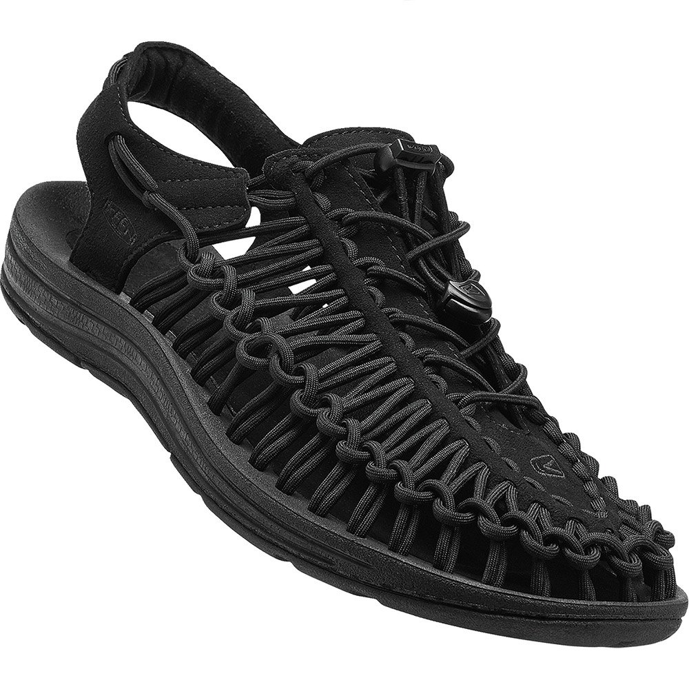 0f356a48264d Keen Uneek Black buy and offers on Runnerinn