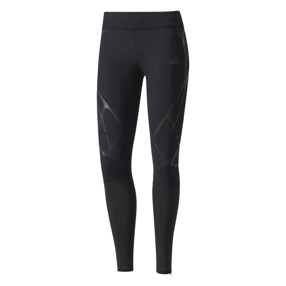 adidas Adizero Sprintweb Long Tight Black, Runnerinn