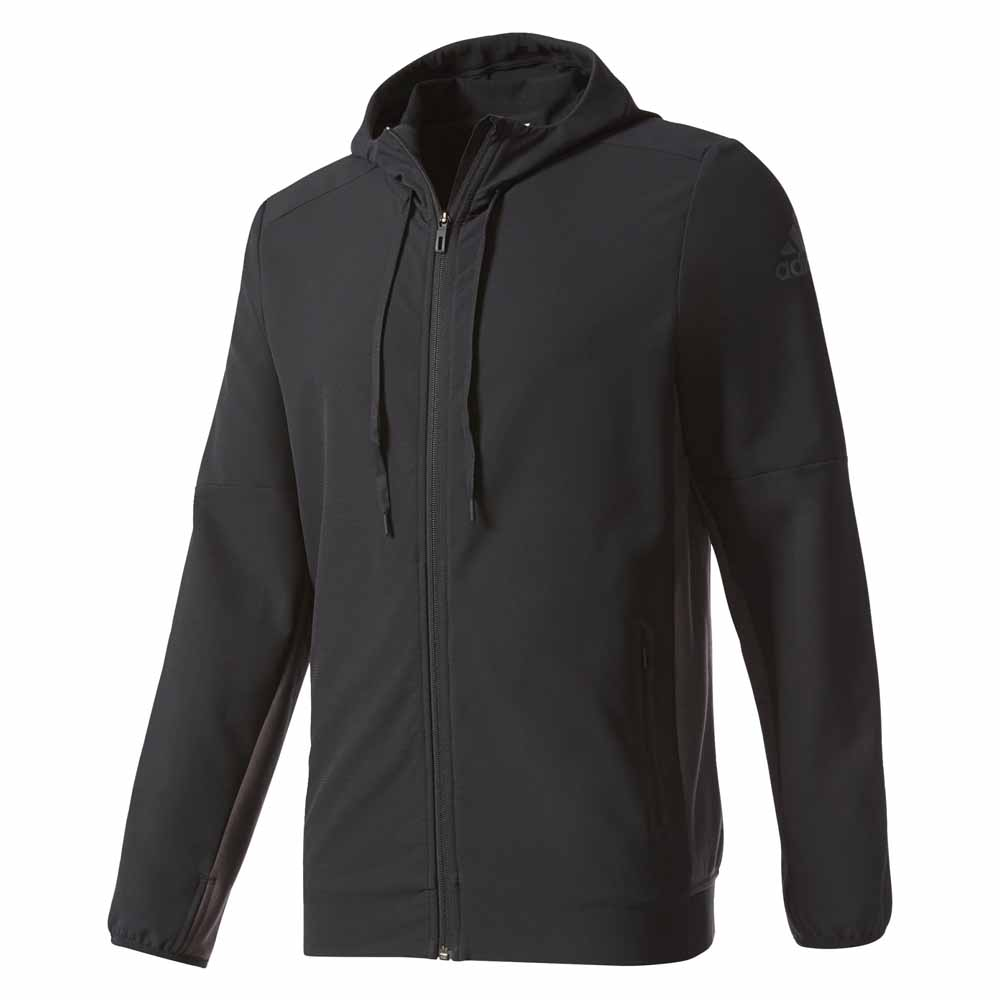 adidas Extreme Workout Full Zip Hoodie 13279a7ae4b51