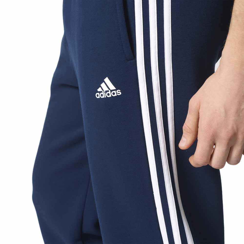 new york 8b77d 998f9 ... adidas Essentials 3 Stripes Regular Fit Fleece Pants ...