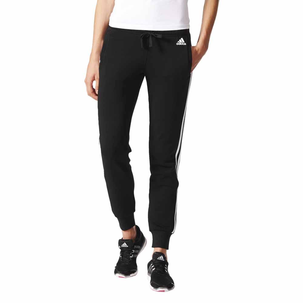 adidas Essentials 3 Stripes Cuffed Pants. adidas Essentials