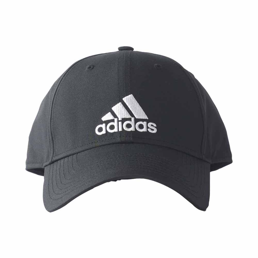 adidas 6 Panel Classic Cap Lightweight Embroidered Noir