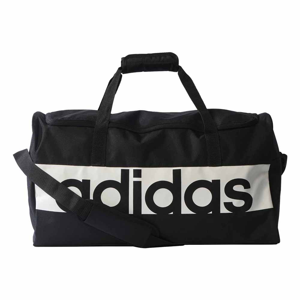 6398bc5e92bd adidas Linear Performance Team Bag Black