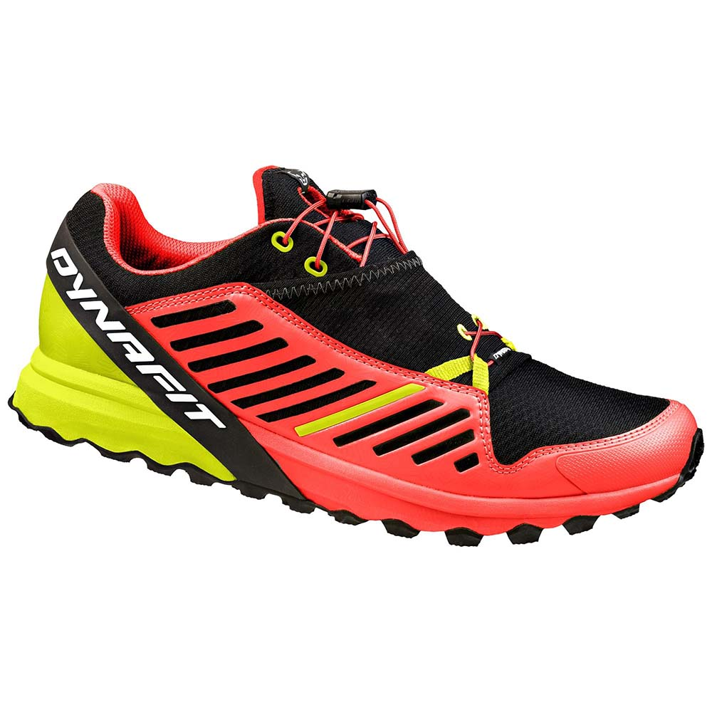 Chaussure trail running Dynafit Alpine Pro EU 36 Black/Lime Punch