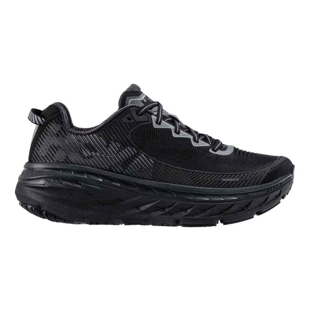 The Hoka shoes started the 'maximum cushioning, minimum drop' style of shoe with their thick, softly cushioned soles. They reduce the pounding on the soles of .