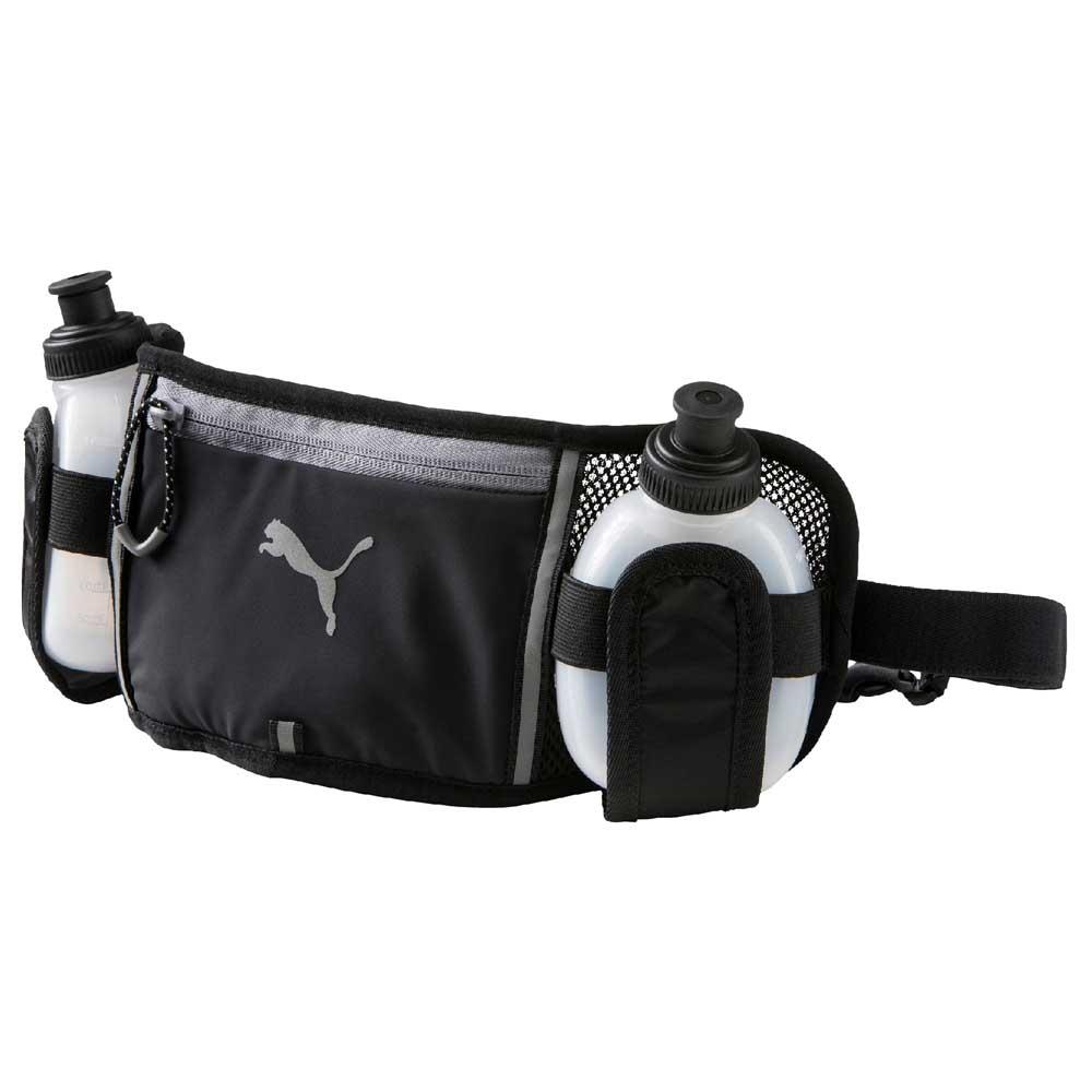 74633f4c1a Puma Bottle Waist Bag Black buy and offers on Runnerinn