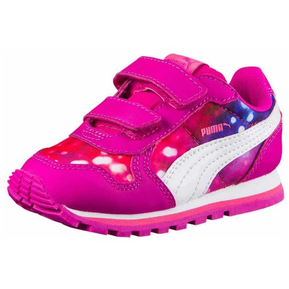2aa8d3061ff1 Puma ST Runner NL Lights V INF Pink buy and offers on Runnerinn