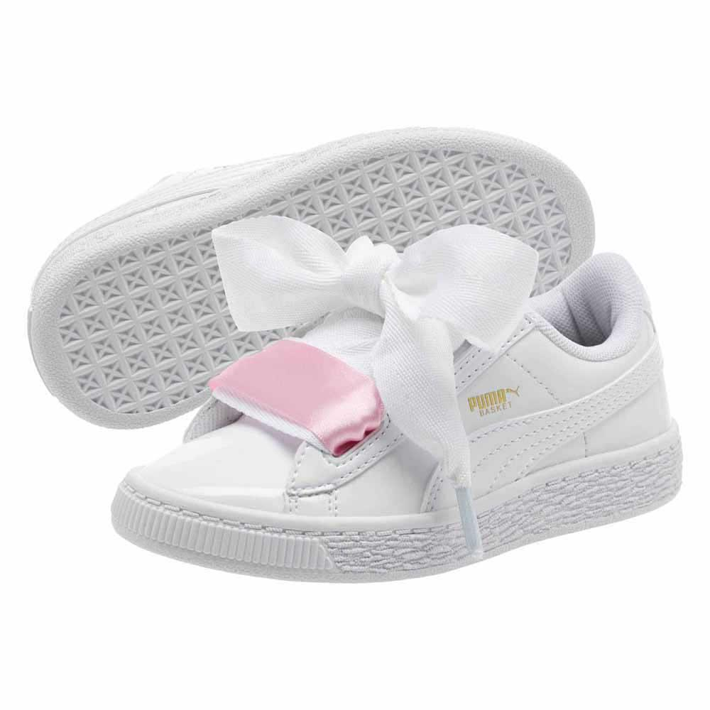 puma basket heart patent ps buy and offers on dressinn. Black Bedroom Furniture Sets. Home Design Ideas