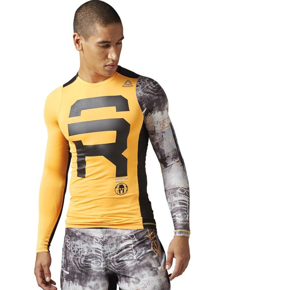 effa1827ac6c4 Reebok Spartan Race L S Compression buy and offers on Runnerinn