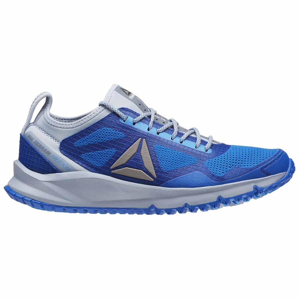 Reebok All Terrain Freedom Blue buy and offers on Runnerinn 8d04b6b5a