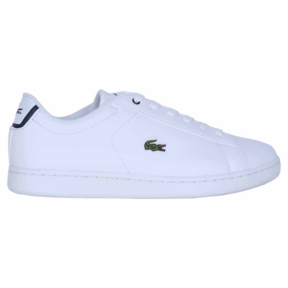 Lacoste Carnaby Evo BL 1 White buy and offers on Dressinn