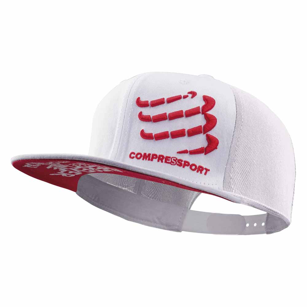 Compressport Trucker White buy and offers on Runnerinn 709b506b8ac0