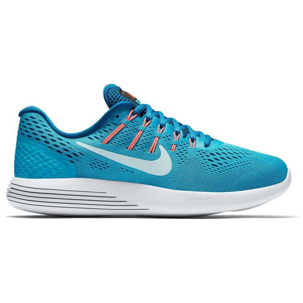Good Feeling Nike Women Blue Blue Sport Shoes Shoes Nike