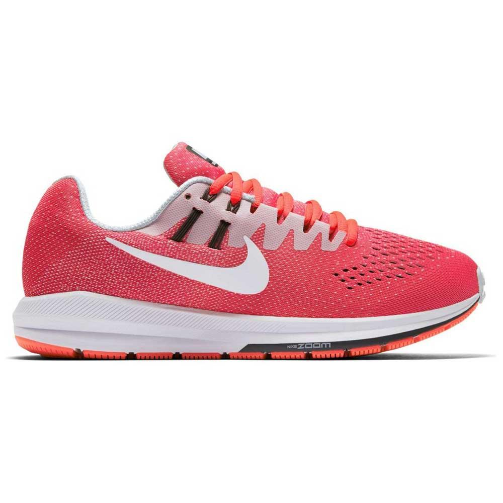 online store 091bb 158c8 Nike Air Zoom Structure 20 Pink buy and offers on Runnerinn