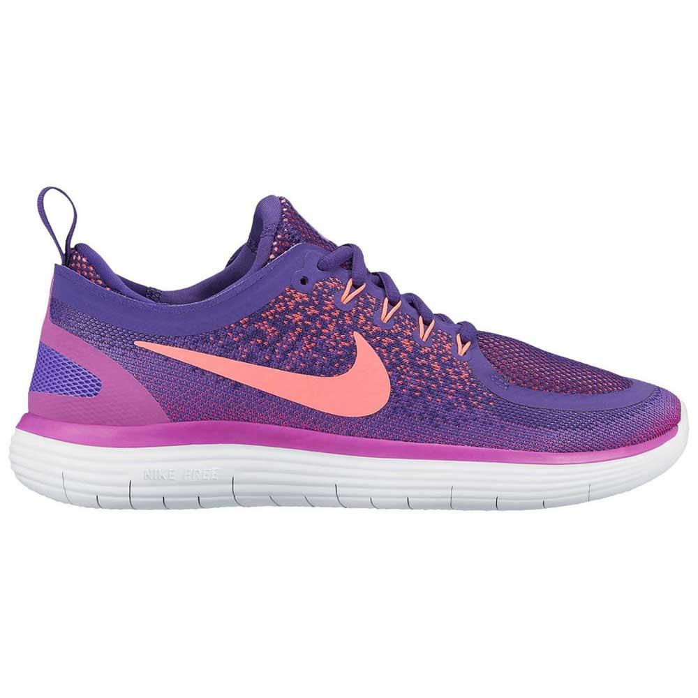 37406e0639bb Nike Free RN Distance 2 Purple buy and offers on Runnerinn