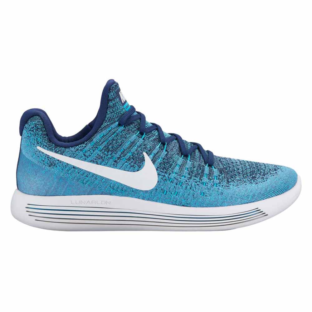 1b7610ee9028 Nike Lunarepic Low Flyknit 2 - Blue buy and offers on Runnerinn