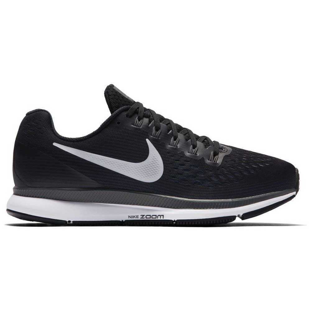 Nike Air Zoom Pegasus 34 Black buy and offers on Runnerinn 9d345b22128ca
