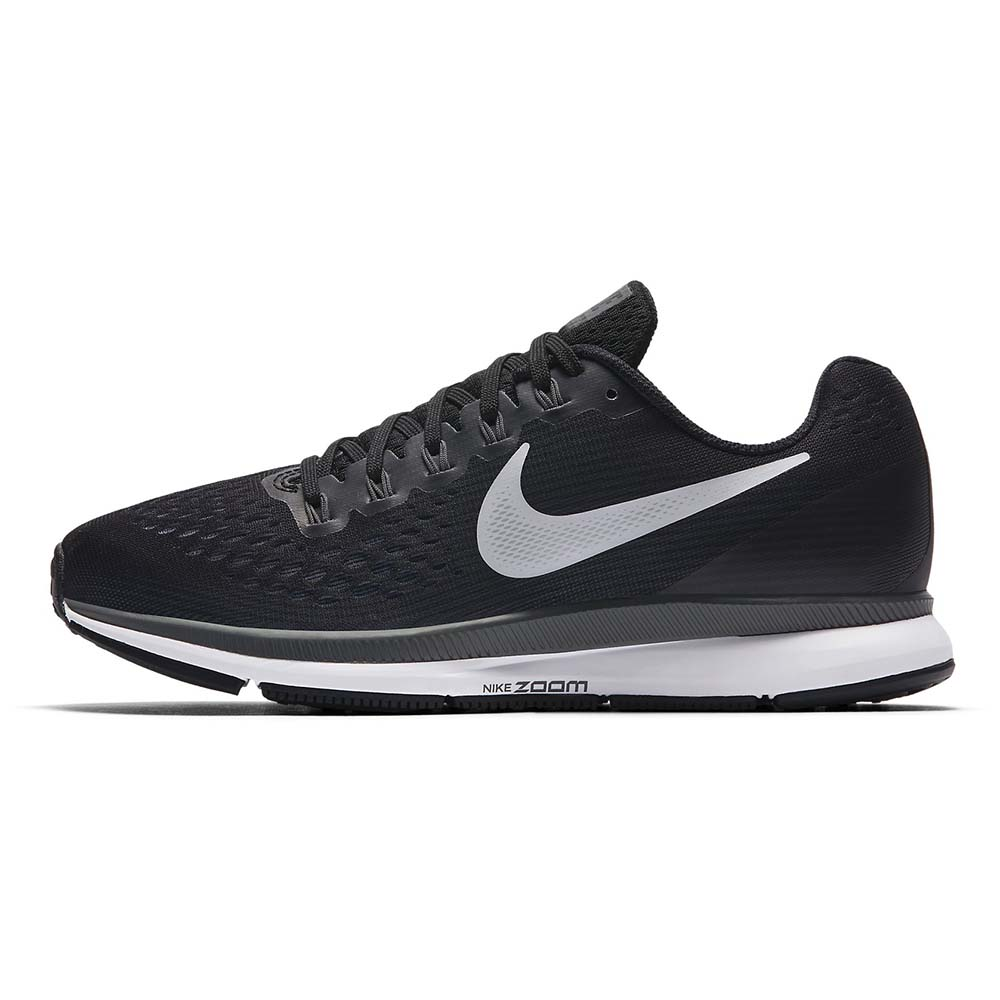 c7faca6627f Nike Air Zoom Pegasus 34 Black buy and offers on Runnerinn