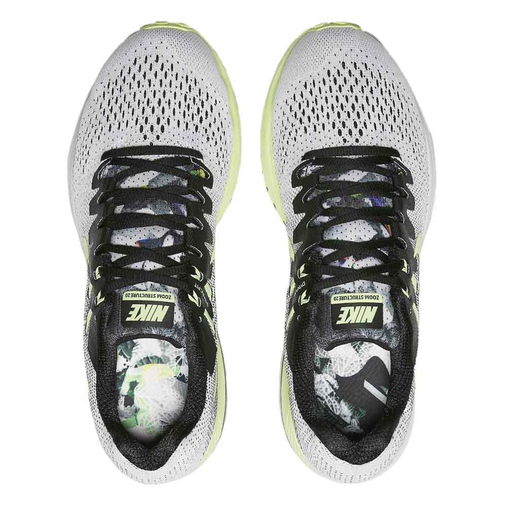 the best attitude f88ea 2781f Nike Air Zoom Structure 20 Solstice Legion Green, Runnerinn