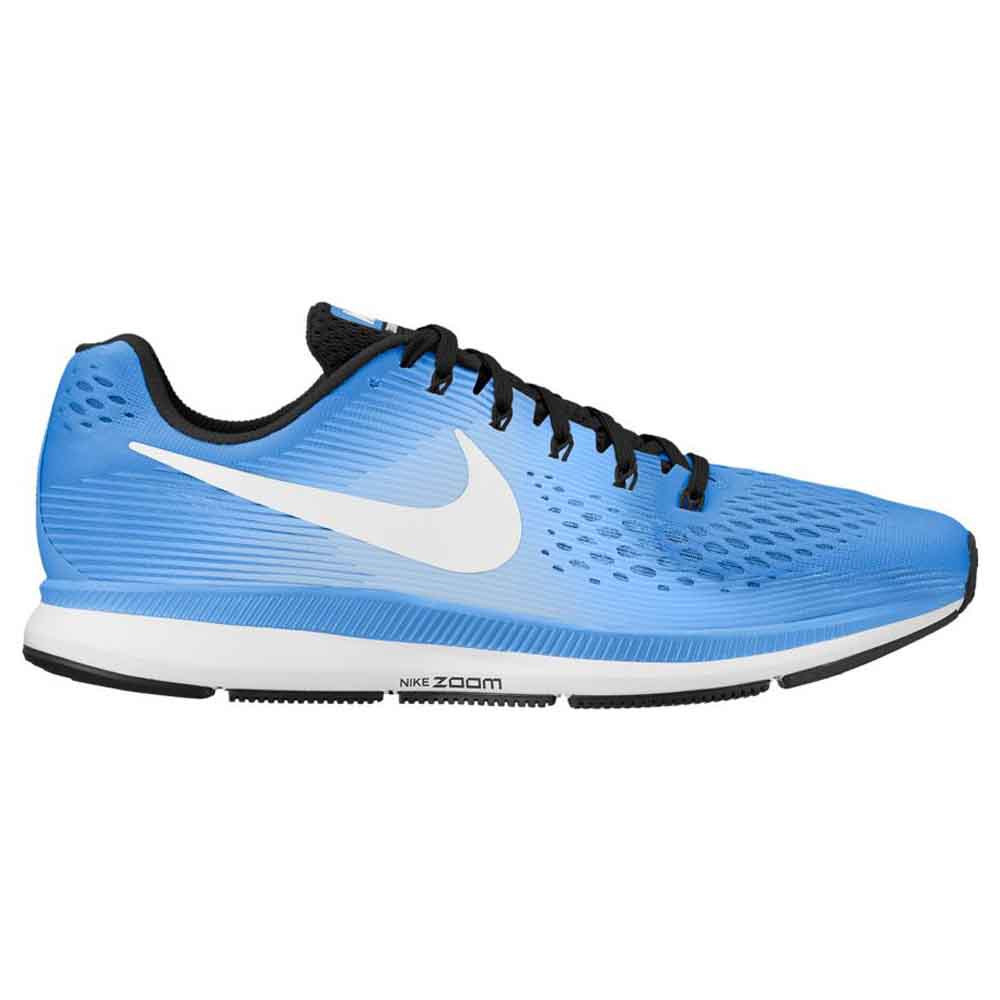 separation shoes 96dd0 d5134 Nike Air Zoom Pegasus 34 Black buy and offers on Runnerinn