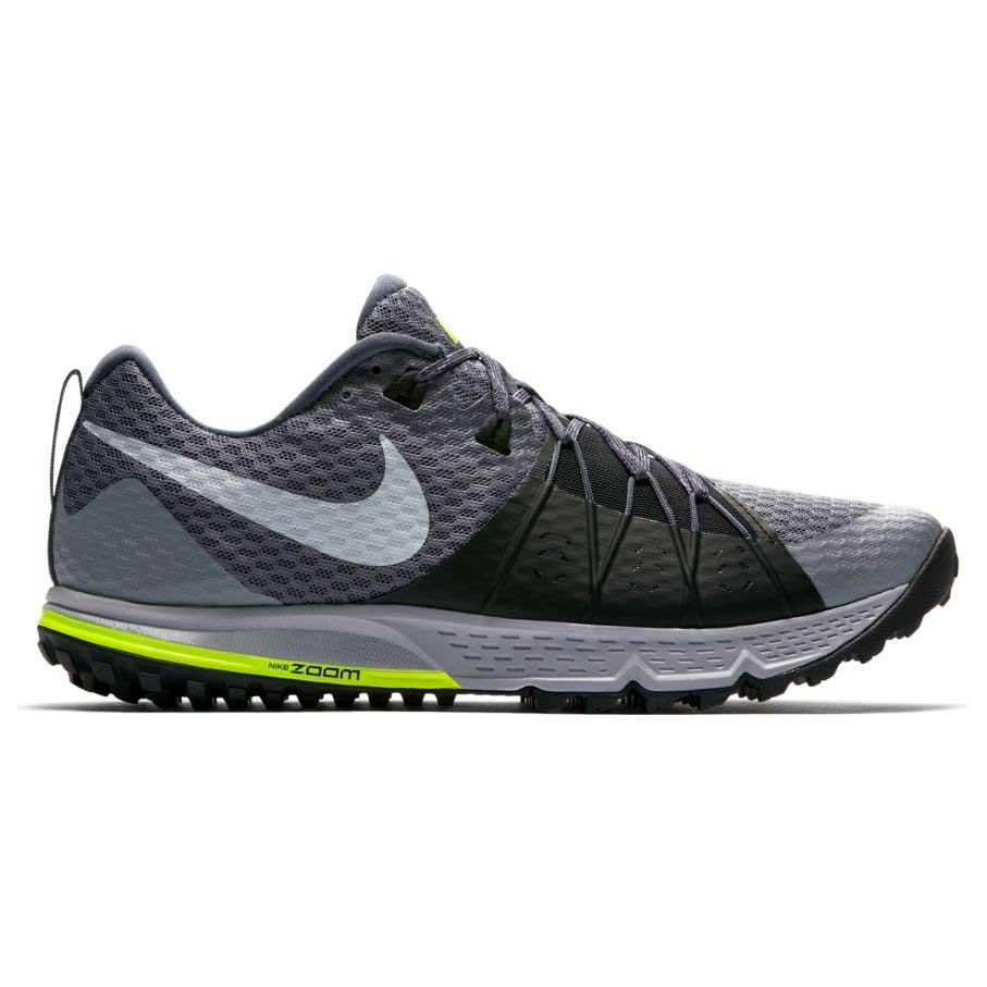 c812d216c840 Nike Air Zoom Wildhorse 4 Grey buy and offers on Runnerinn