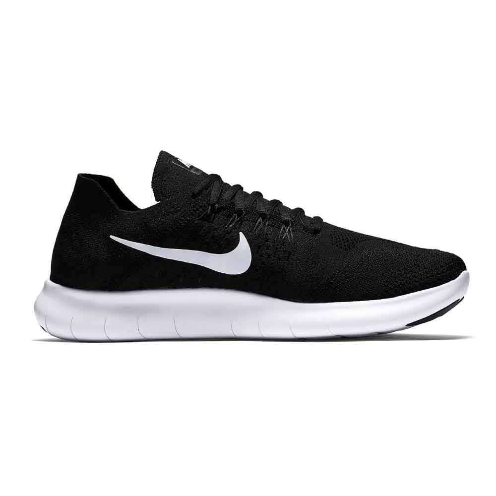 aa26815cddac0 Nike Free RN Flyknit 2017 Black buy and offers on Runnerinn