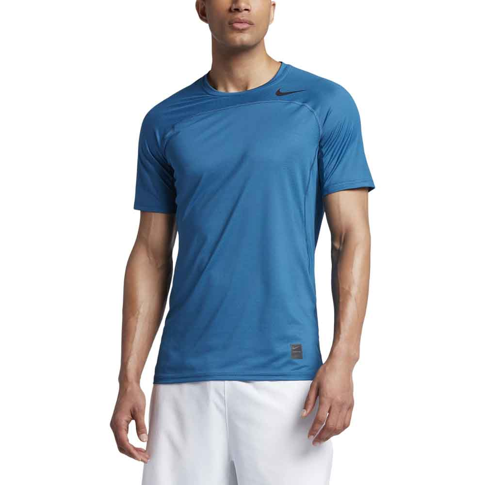df0efe21 Nike Pro Cool Hypercool Top S/S Fitted, Runnerinn