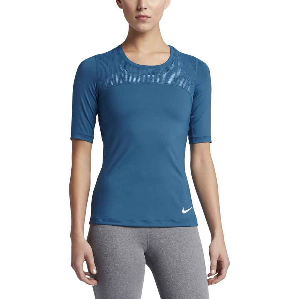7b64b63b Nike Pro Cool Hypercool Top S/S buy and offers on Runnerinn