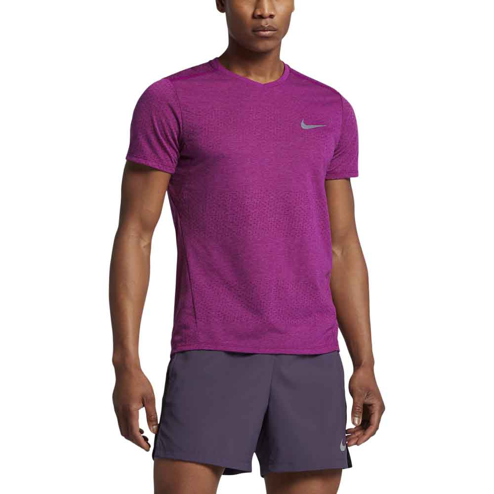 e5af682b Nike Breathe Top S/S Tailwind CLV buy and offers on Runnerinn