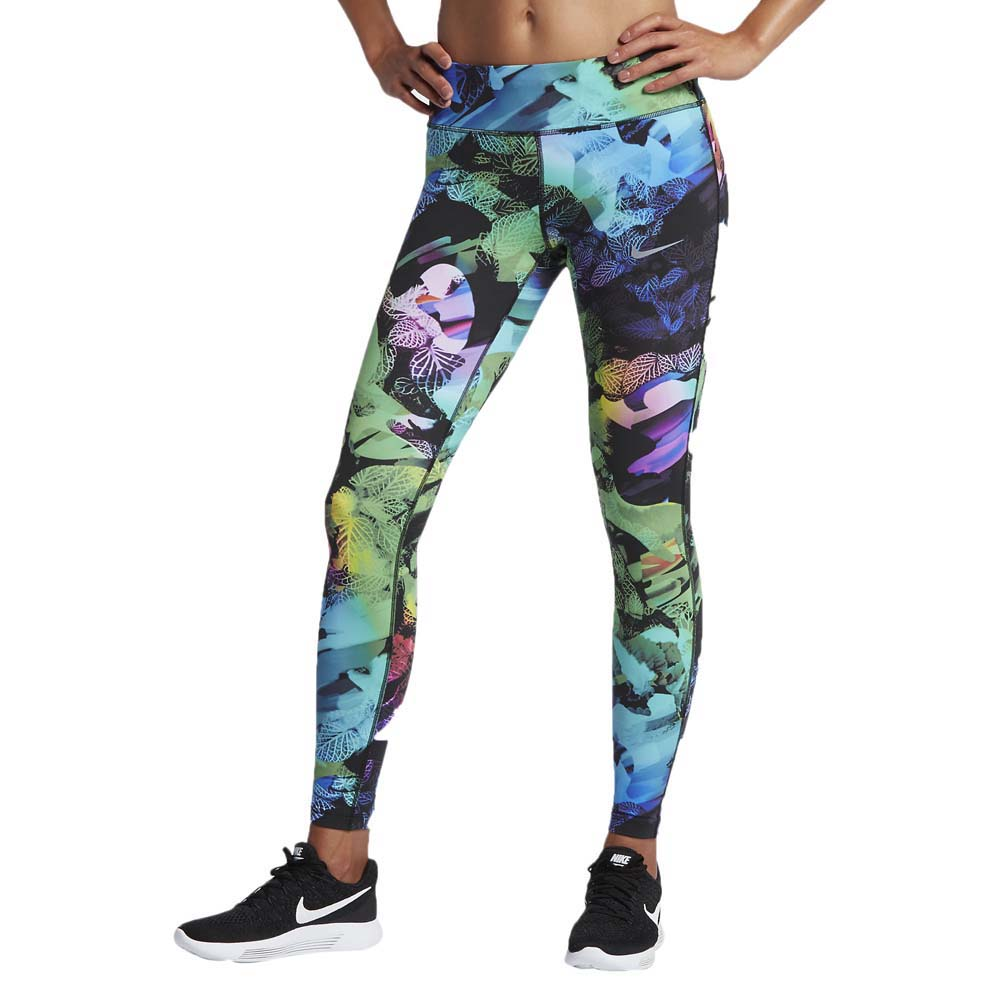 Nike Power Epic Lux Tight Solstice buy and offers on Runnerinn d2bfad1e6