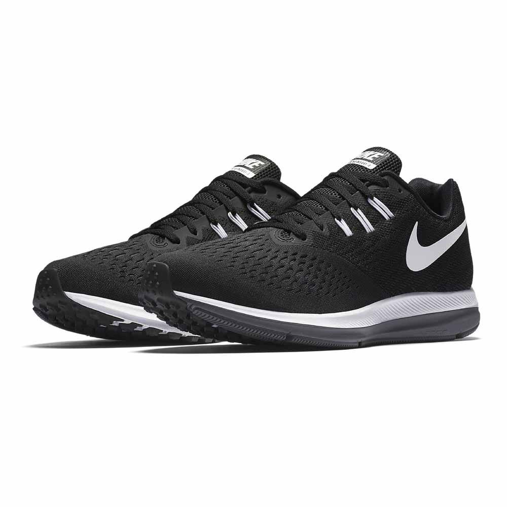 61cd0ceba67 Nike Zoom Winflo 4 Black buy and offers on Runnerinn