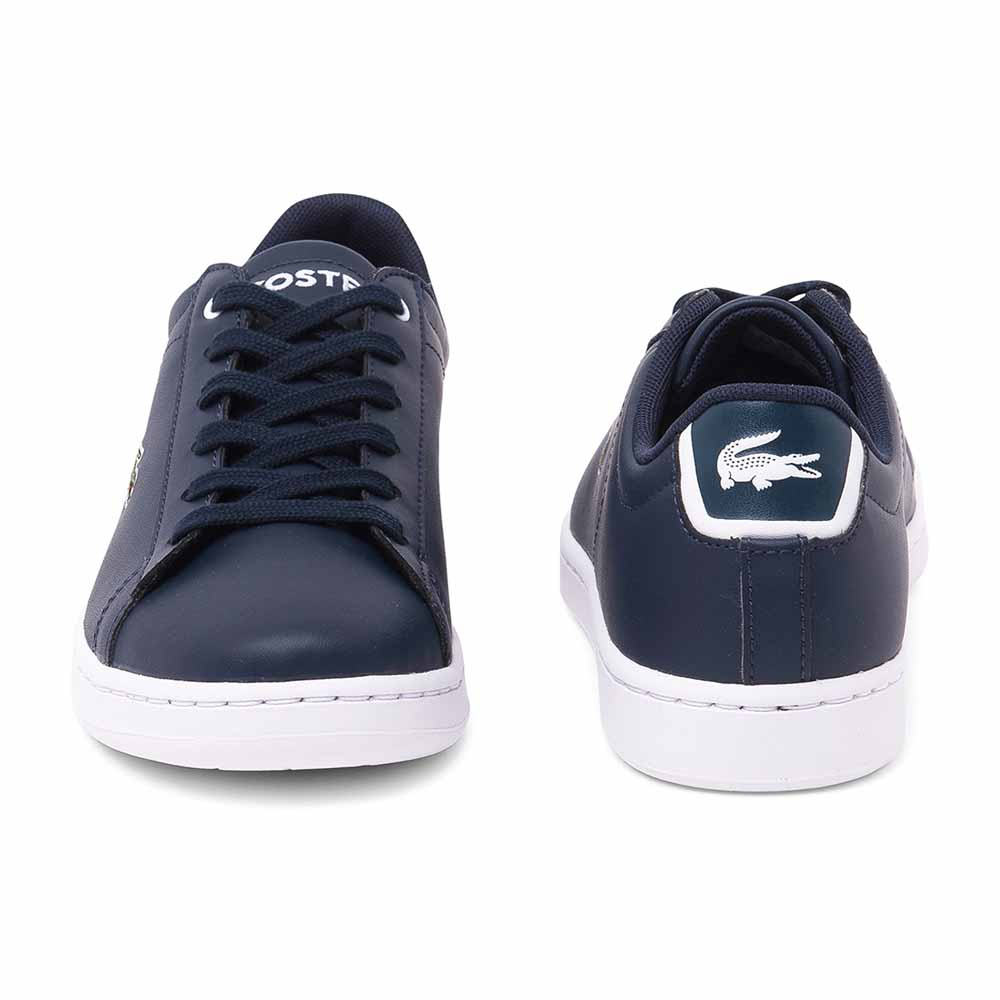 7c2247b4f Lacoste Carnaby Evo BL 1 Blue buy and offers on Runnerinn