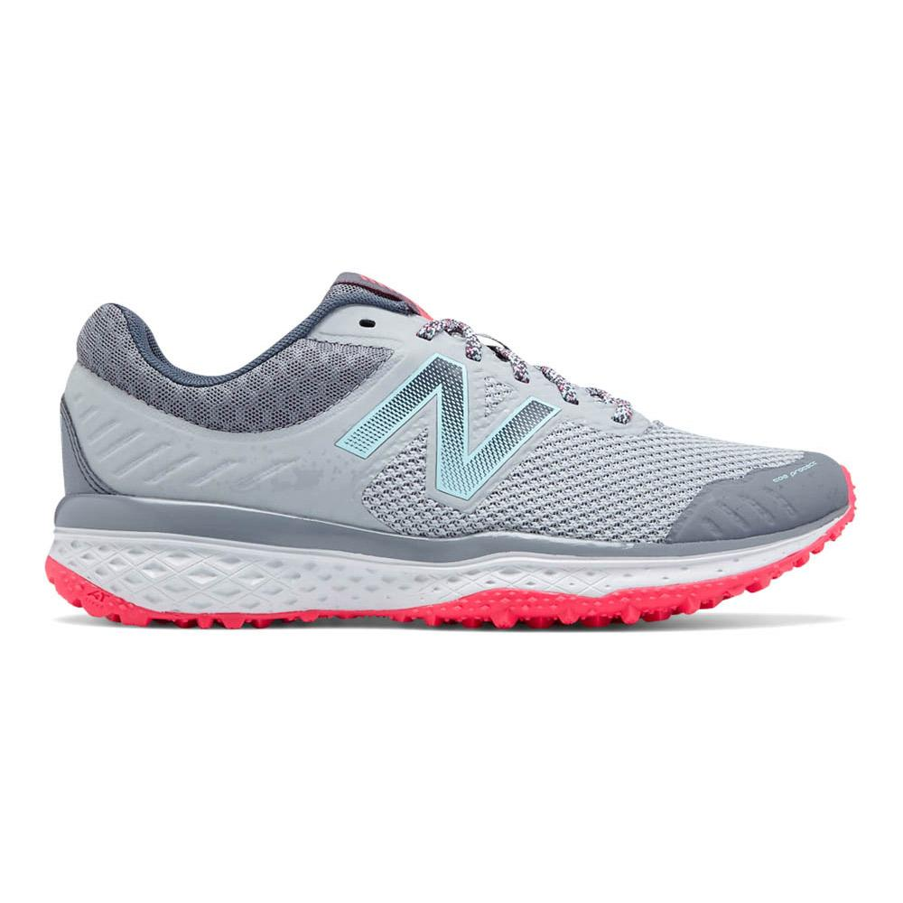 les ventes chaudes 9c048 48f3c New balance 620 V2 Trail Silver buy and offers on Runnerinn