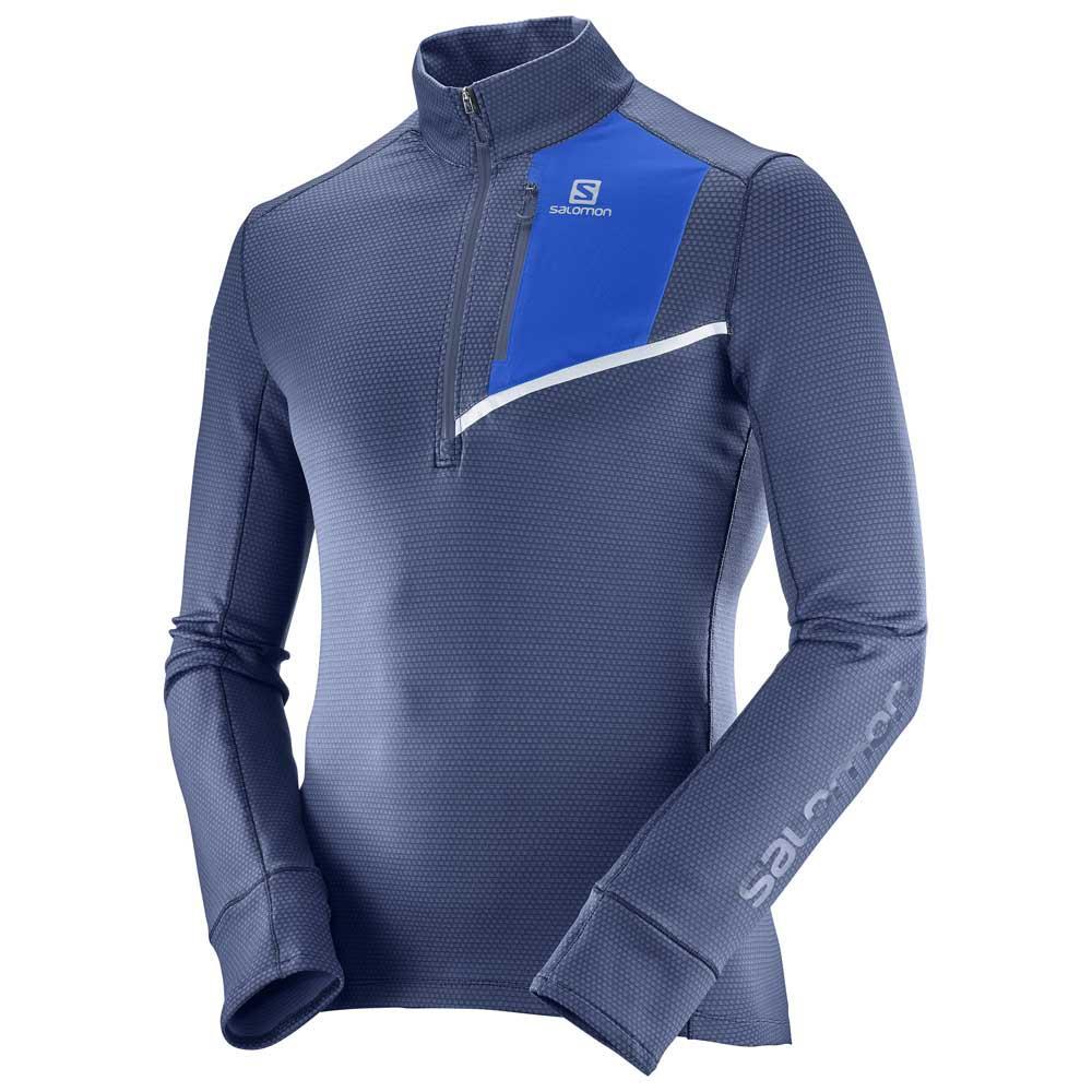 Salomon Fast Wing Mid Azul comprar y