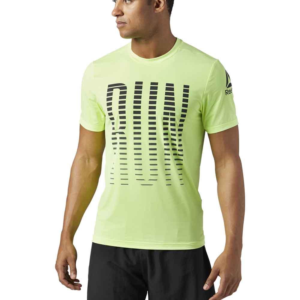 estética de lujo más baratas los más valorados Reebok ActivChill Graphic Green buy and offers on Runnerinn