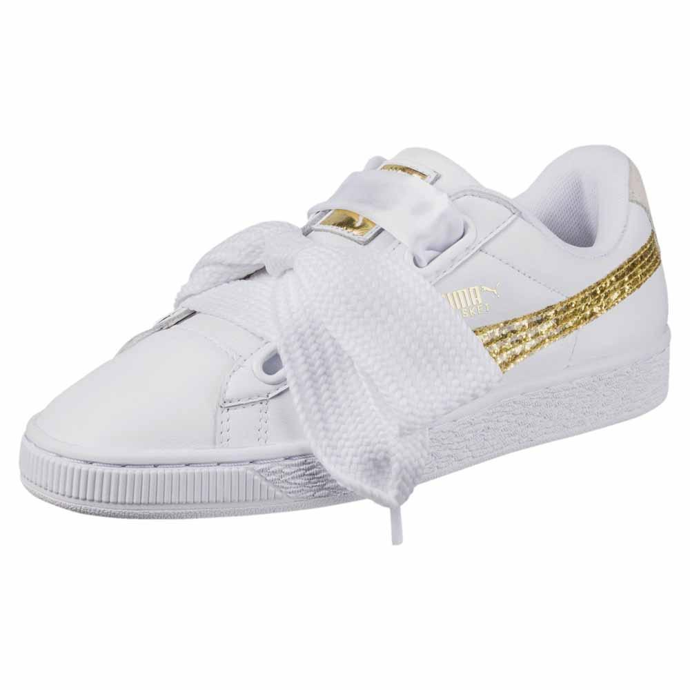 Puma Select Basket Heart Glitter EU 41