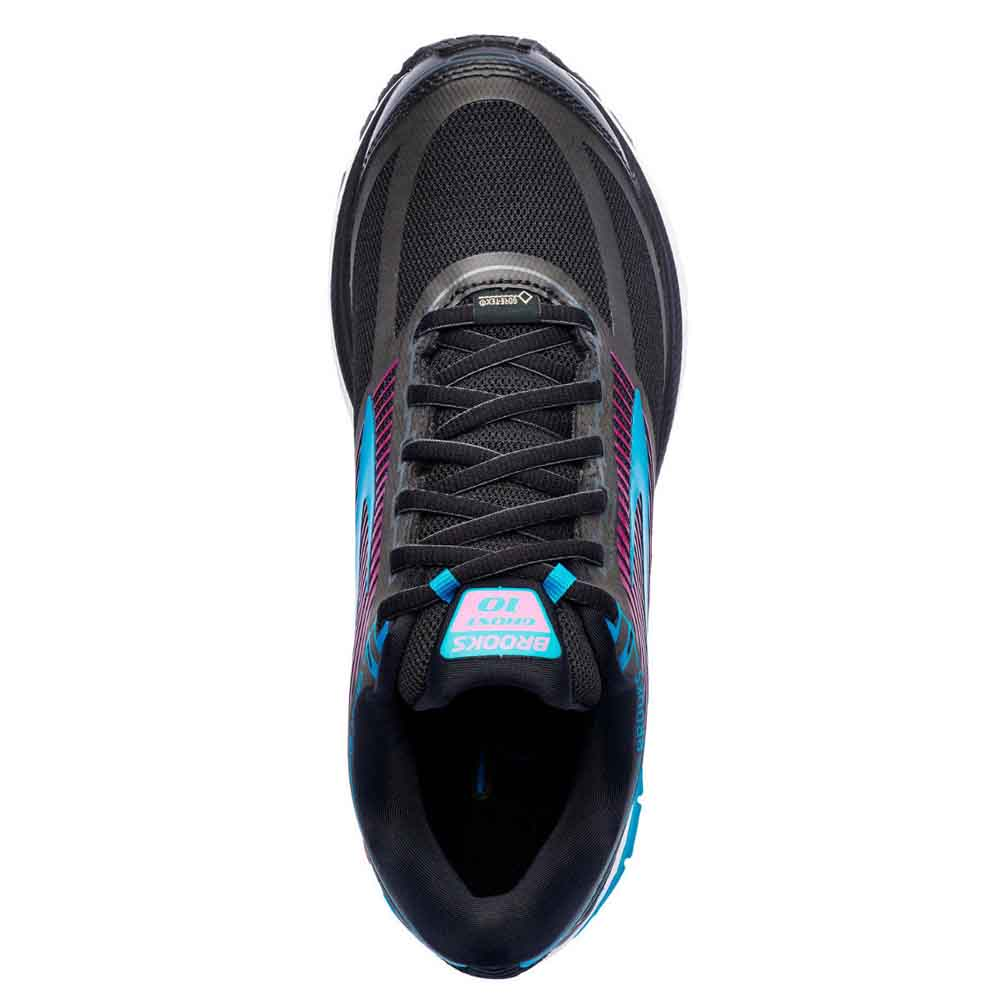 8d72fe6c5a08a Brooks Ghost 10 Goretex Black buy and offers on Runnerinn