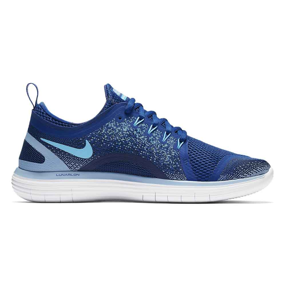 da495d2f64ed1 Nike Free RN Distance 2 Blue buy and offers on Runnerinn
