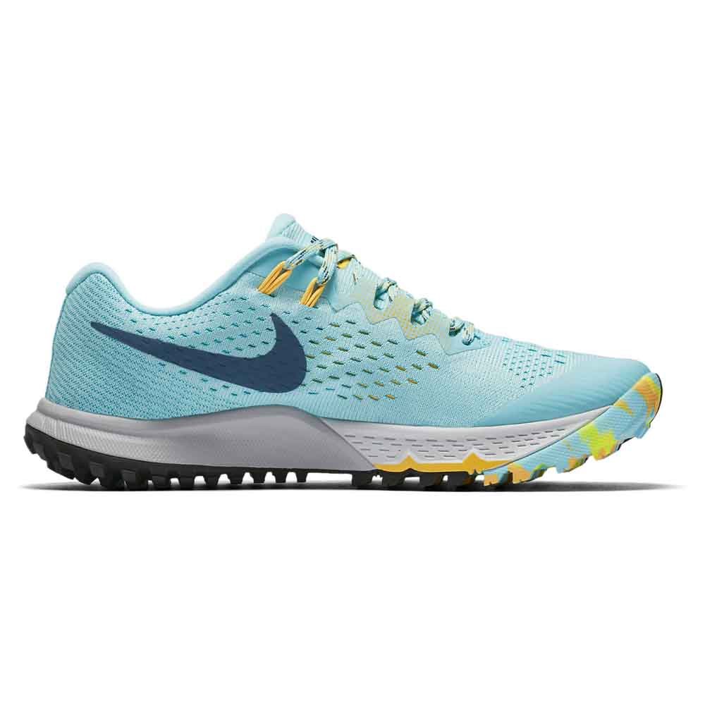 06253e7259cbc Nike Air Zoom Terra Kiger 4 Green buy and offers on Runnerinn