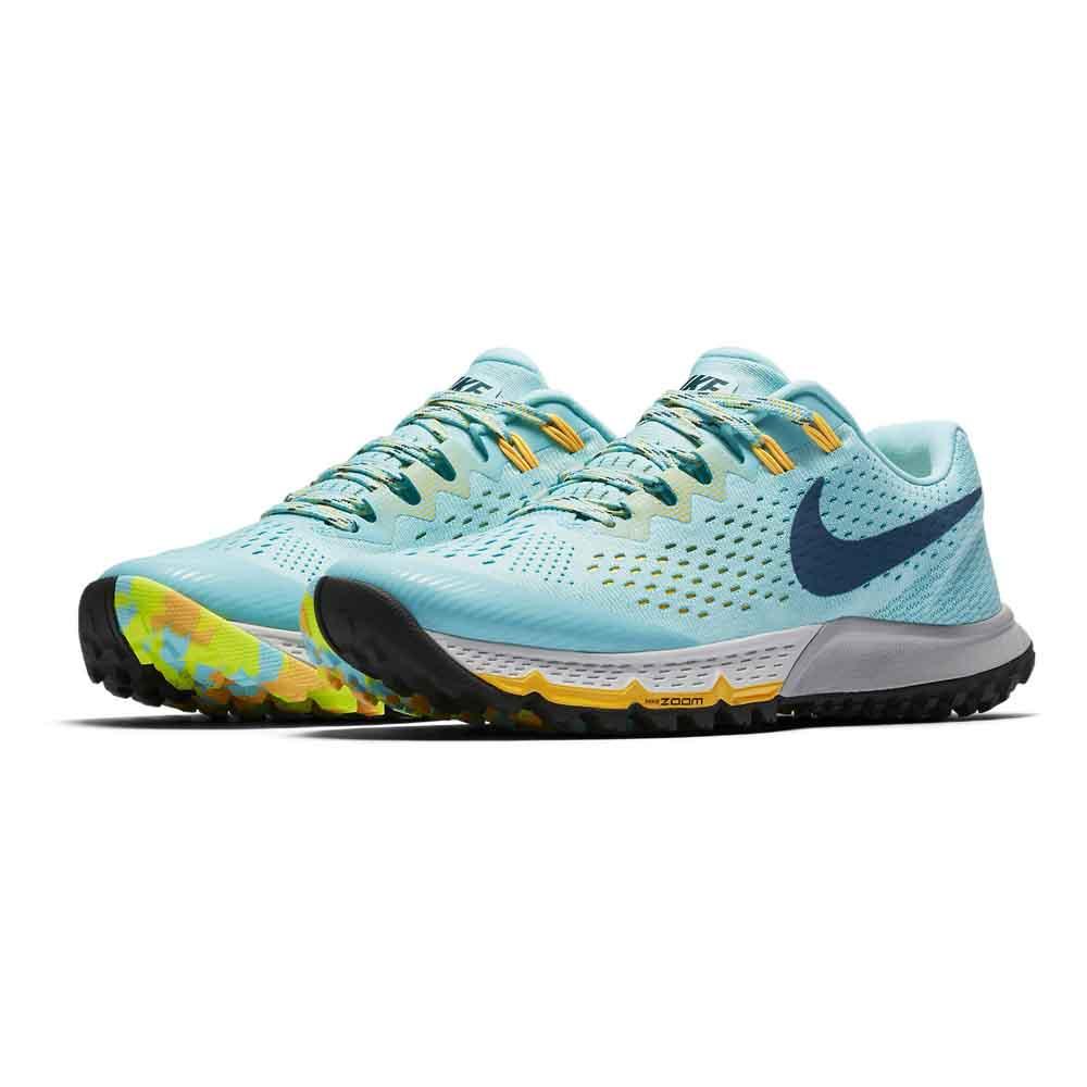 Nike Air Zoom Terra Kiger 4 Groen, Runnerinn Sneakers