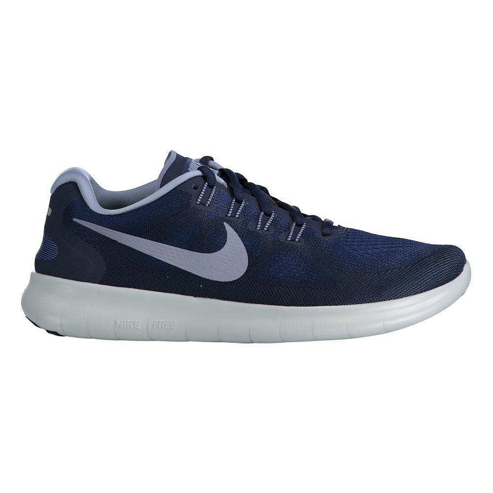 Nike Free RN 2017 Herren Schuhe Blau