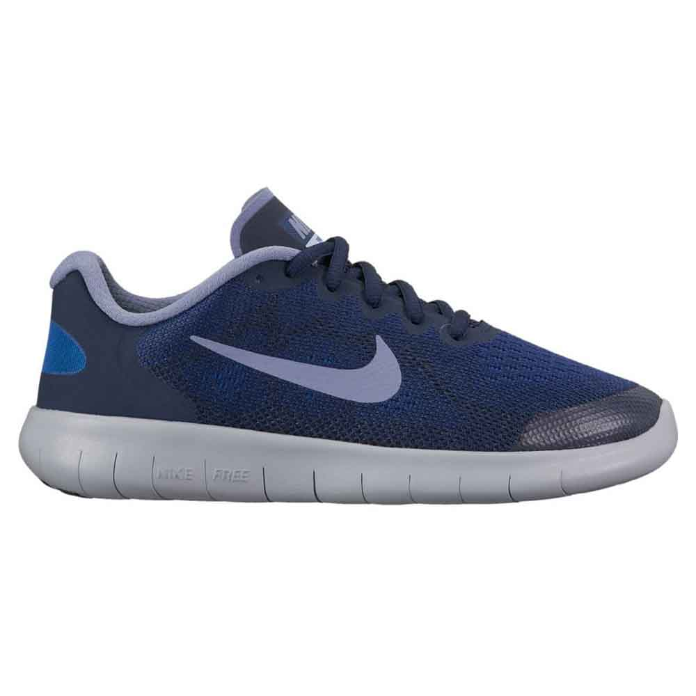 5a85dd7fc0b8 Nike Free RN 2017 Grade School Blue buy and offers on Runnerinn