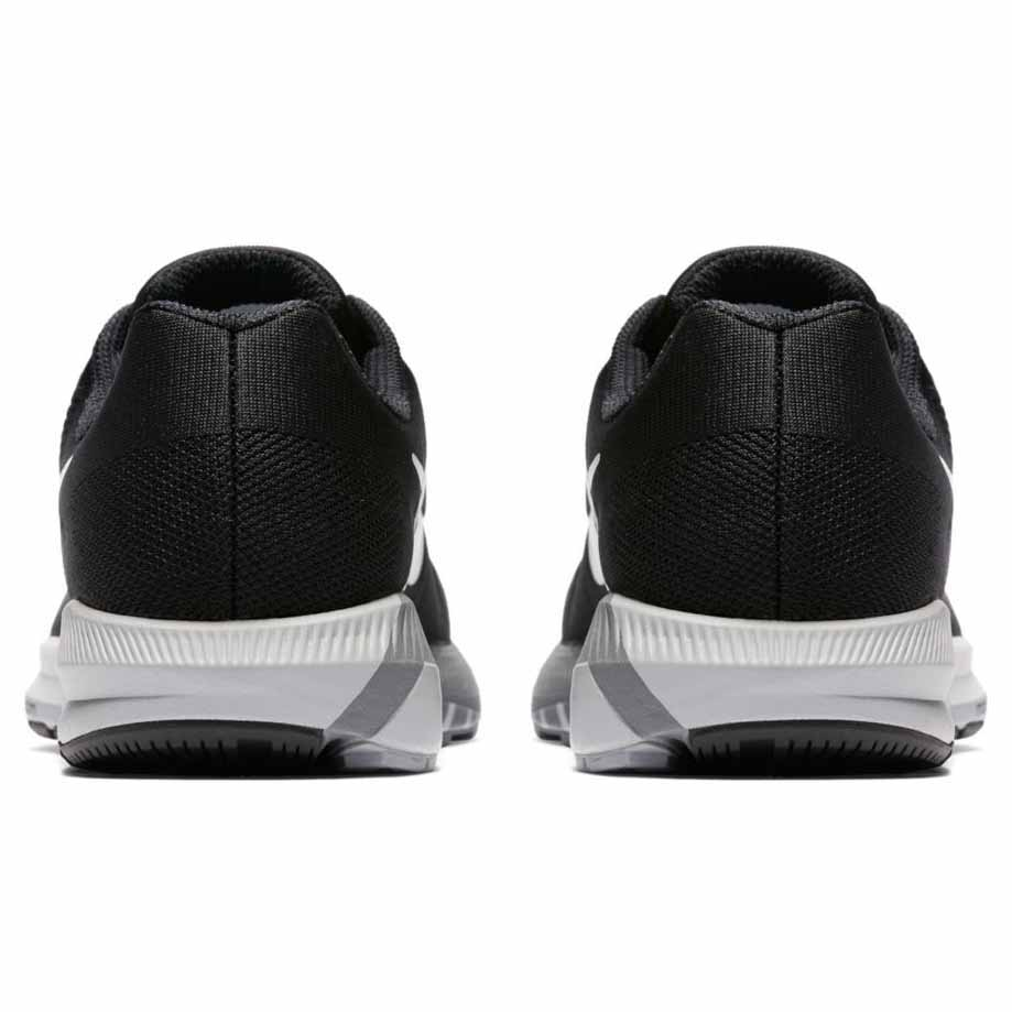 51c62cd5e25 Nike Air Zoom Structure 21 Black buy and offers on Runnerinn