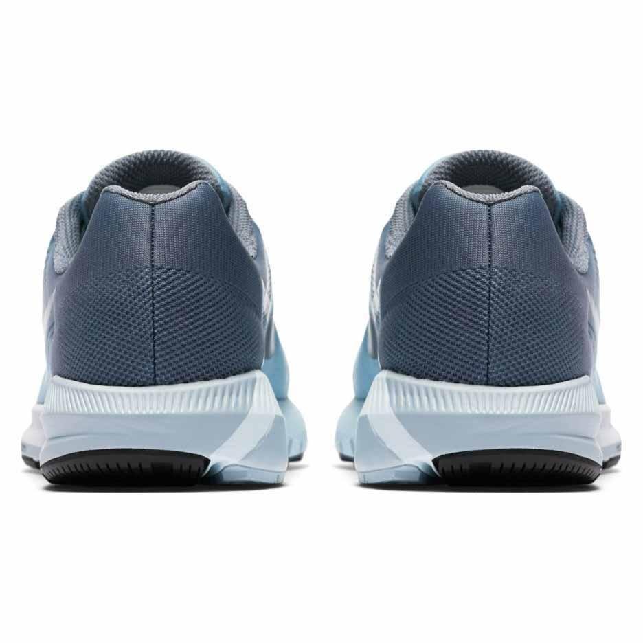 263d64db1bfc Nike Air Zoom Structure 21 Wide Blue buy and offers on Runnerinn