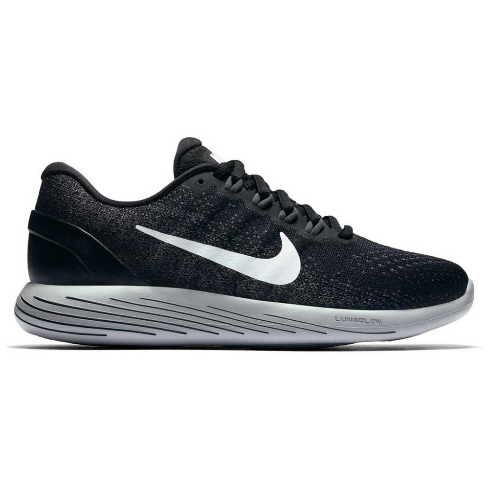 29fadd2a731 Nike Lunarglide 9 Black buy and offers on Runnerinn