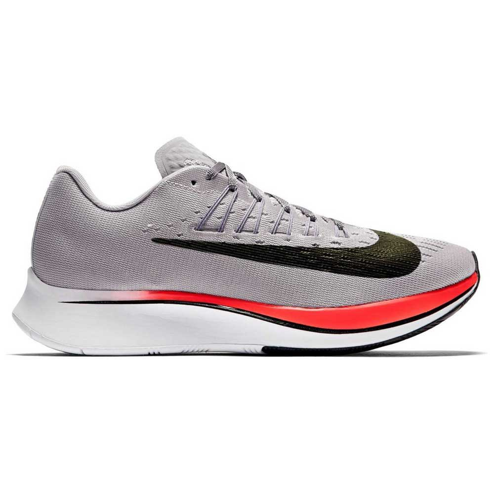 2d90a3fa6e73b Nike Zoom Fly Grey buy and offers on Runnerinn