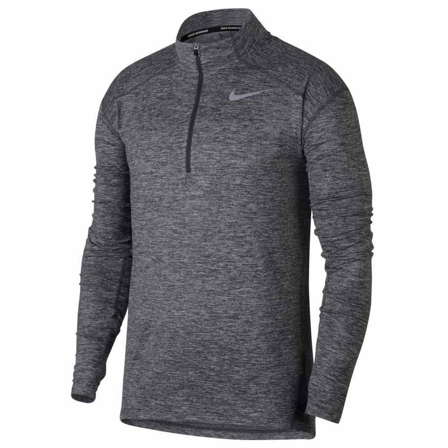 Nike Boys Dri FIT Long Sleeve Half Zip