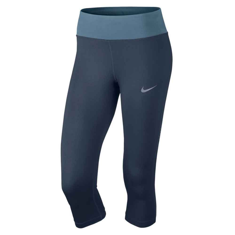 Y Hacer píldora  Nike Power Essential Capri Dri Fit buy and offers on Runnerinn