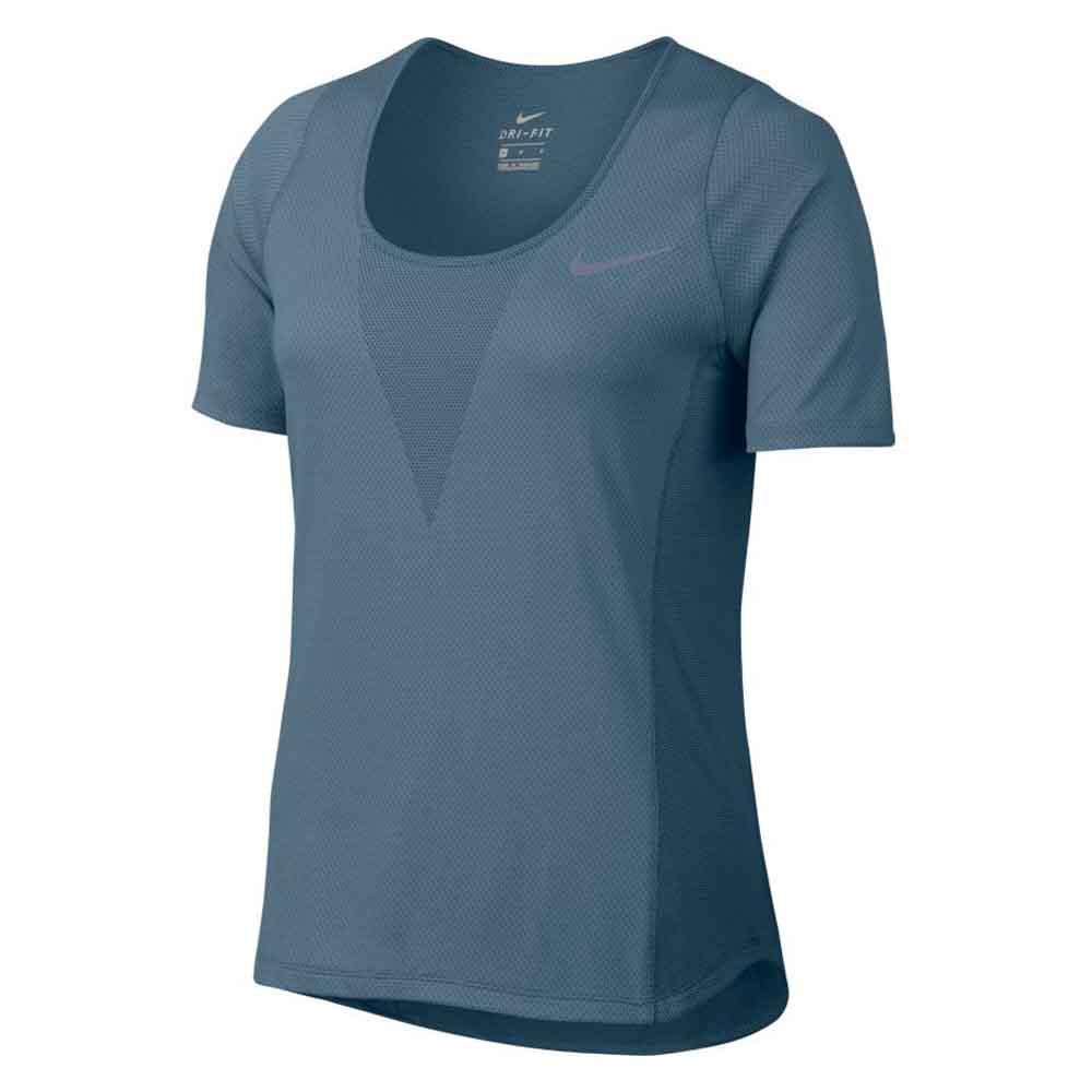000b4643b8 Nike Zonal Cooling Relay S S Top comprar y ofertas en Runnerinn