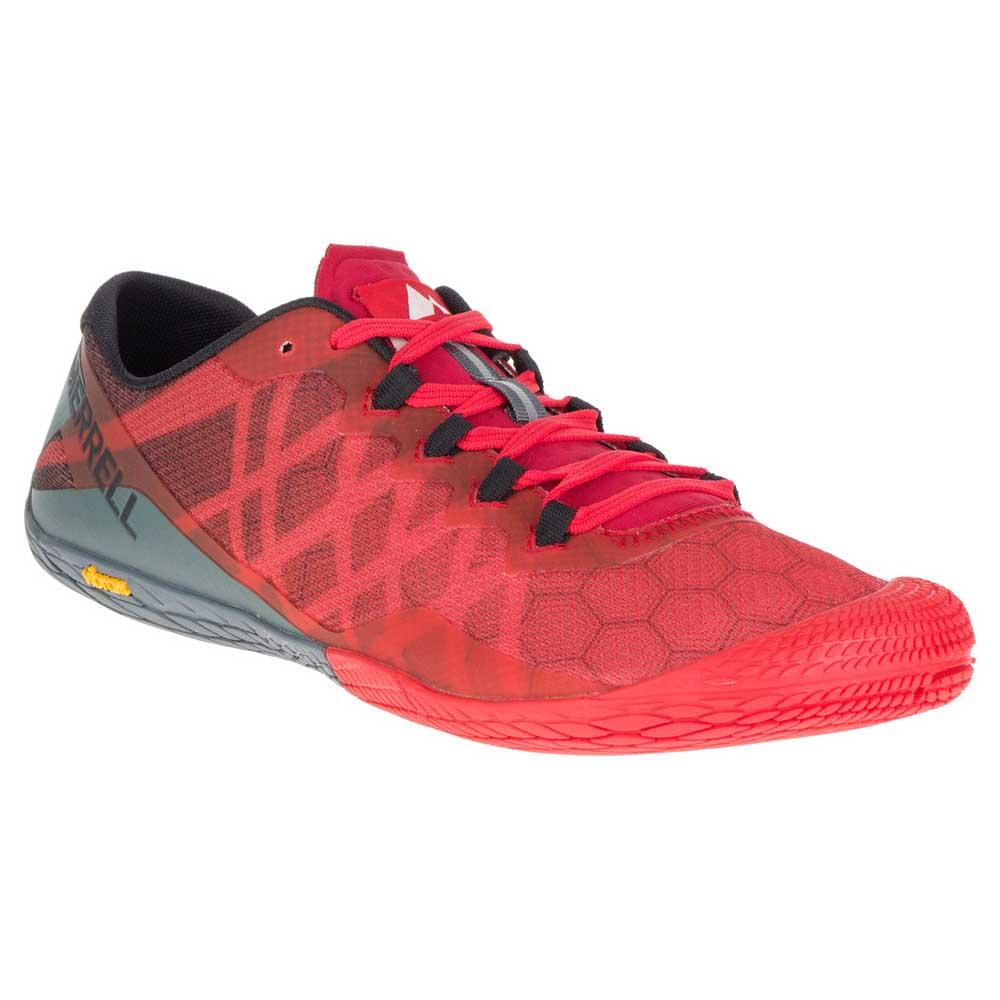 11c887144b28e Merrell Vapor Glove 3 Red buy and offers on Runnerinn